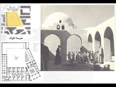 Hassan Fathy's masterpiece, NEW GOURNA #Domes #Vaults #Architecture of the Poor