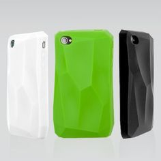 iPhone 4 cases, in silicone