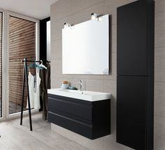 Bathroom furniture | dansani.co.uk Zaro Collection in Black