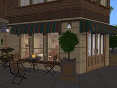 The Lot Bucket: Floriano Commercial Building (Decorated)