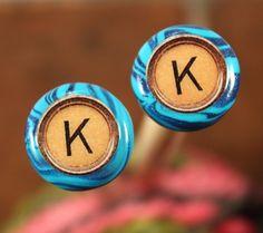 K knitting needles