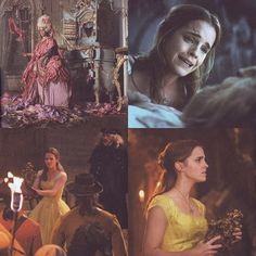 New BATB pics part 3! The one of belle crying over beast breaks my heart #disney #beautyandthebeast #beautyandthebeast2017 #belle #beast #emmawatson #danstevens
