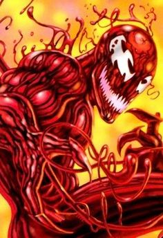 Carnage from Spider-Man one is the coolest villain spider man ever faced