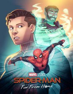 My fanart Avengers : Endgame. i love this movie thank you marvel. Marvel Comic Universe, Marvel Dc Comics, Marvel Heroes, Marvel Cinematic, Marvel Avengers, Avengers Fan Art, Marvel Fan Art, Spiderman Art, Amazing Spiderman