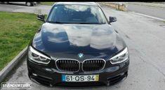 BMW 116 Linear sport efficient dynamics preços usados