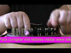 tutorial zapatillas en telar circular 14cm
