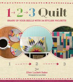 123-Quilt - Projects!! Not just blankets. Woot!