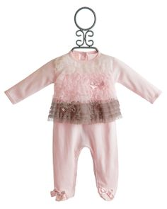 Biscotti Baby-Girls Newborn Sachet Booties