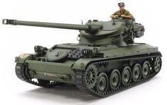 TAM35349 1:35 Tamiya French AMX13 Light Tank