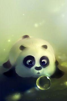 3bcb0f8f557f coole panda Panda Wallpaper Iphone