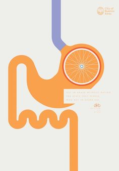 Buenos Aires cycling print