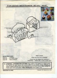CUPCAKE TREAT BOX 5/5