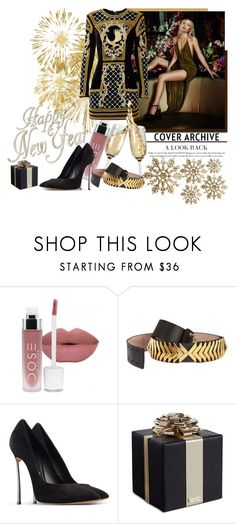 """""""2016"""" by tween-weekly on Polyvore featuring Balmain, Casadei and Kate Spade"""