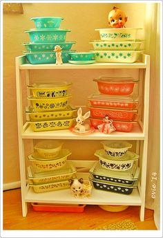 """Pyrex in my little pink room -- Evie '14"""