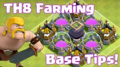 nice Clash Of Clans Townhall 8 Farming Base Defense Tips And Tricks | TH8 Farming Base Layout  Clash Of Clans Townhall 8 Farming Base Defense Tips And Tricks | Clash Of Clans TH8 Farming Base Layout Strategy ---------------------------------...http://clashofclankings.com/clash-of-clans-townhall-8-farming-base-defense-tips-and-tricks-th8-farming-base-layout/