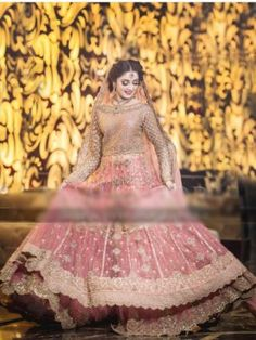 Image may contain: one or more people and indoor Bridal Mehndi Dresses, Walima Dress, Asian Wedding Dress, Shadi Dresses, Pakistani Wedding Outfits, Pakistani Bridal Dresses, Pakistani Wedding Dresses, Bridal Outfits, Bridal Lehenga