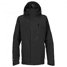 BURTON | AK 2L ALTITUDE JKT (TECHNICAL TRUE BLACK)