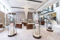 gpstudio refreshes Asprey Bond Street store