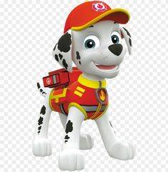 free PNG aw patrol - marshall paw patrol PNG image with transparent background PNG images transparent Pictures Images, Stock Pictures, Personajes Paw Patrol, Paw Patrol Clipart, Cumple Paw Patrol, Birthday Numbers, Disney Frozen Elsa, Image Collection, Banner Design