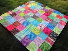 fat quarter search - a fun way to use up fat quarters