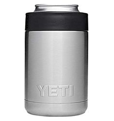 Keep his beer or soda cold with the ultimate can cooler. Cold beer is one of mans best friends. Male Gifts, Soda, Vacuums, Beer, Stainless Steel, Canning, Drinks, Root Beer, Drinking