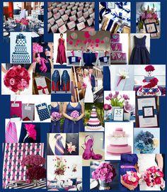 Wedding Dark Blue Colour Scheme Ideas On Pinterest Navy