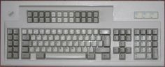 "The IBM 1397000 keyboard (described on the box as the ""IBM Personal Host Connected Keyboard"") is a Model M terminal emulator keyboard. Key Design, Ibm, Computer Keyboard, Layout, Model, Vintage, Computer Keypad, Page Layout"