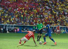 Sieg gegen Ecuador: Die besten Bilder aus Brasilia!   Nati   Blick