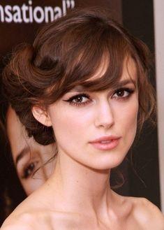Die 100 besten Frisuren für runde Gesichtsformen - Frisuren Bild