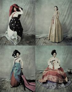 Hanbok really are some of the most stunning traditional clothes. Korean Traditional Dress, Traditional Fashion, Traditional Dresses, Korean Fashion Trends, Korea Fashion, Asian Fashion, Korean Dress, Korean Outfits, Korean Clothes