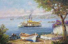 ARICAM - YAĞLIBOYA TABLO-İSTANBUL