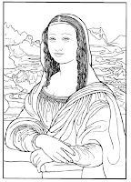 famous art FREE coloring pages from classic artists such as Van Gogh, da Vinci, Picasso, Vermeer, etc. Perfect for artist study. Paintings Famous, Famous Artwork, Famous Artists, Famous Cartoons, Coloring Book Pages, Manet, Art Techniques, Van Gogh, Paint Colors