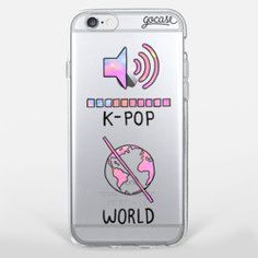 K-Pop On Phone Case