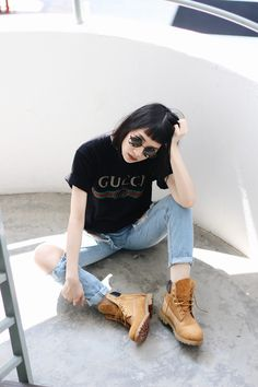 ICONIC GUCCI LOGO T-SHIRT YOU NEED TO BUY NOW | Duo Gigs