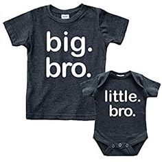 Foot Ball Apparel Archives - Golfiya - The Sports Store Baby Boy Dress, Baby Boy Outfits, Kids Outfits, Big Brother Announcement Shirt, Big Brother Little Brother, Toddler Boy Gifts, Toddler Boys, Lil Boy, Cute Baby Clothes
