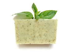 COMING SOON Mint Coffee Soap by StrippedSoapCo, $6.00
