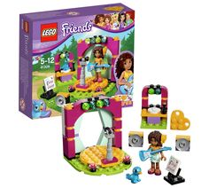 Buy LEGO Friends Andrea's Musical Duet - 41309 at Argos.co.uk - Your Online Shop for LEGO, LEGO and construction toys, Toys.