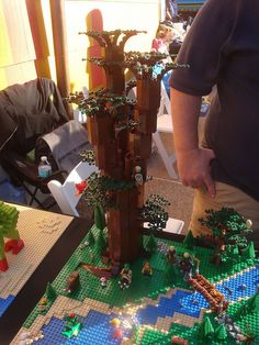 Middle Earth The Middle, Middle Earth, Kids Fun, Cool Kids, Small Castles, Lego Castle, Lego Creations, Lotr, Legos