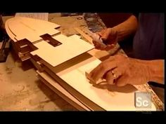 ▶ How It's Made Model Ships - YouTube