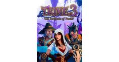 Trine 3: The Artifacts of Power Game Review