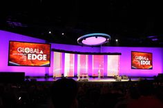 KPMG @ YPO 2014 Global EDGE Conference:  Day one at the YPO 2014 Global EDGE Conference.