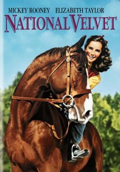 One of my favorite childhood movies and Elizabeth Taylor one of my favorite actresses for decades.