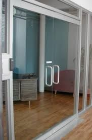 We repair and install Herculite Doors for restaurants shopping centers malls offices & lock on glass door | Visit our website: http://soslocksmith.com/ or ...