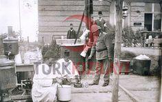 1914 Hilal-i Ahmer Çayhaneleri