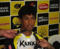 Ótima notícia. Esse é o próximo craque do campeonato brasileiro!