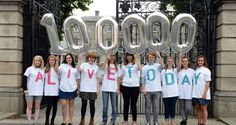 Pro-Life Campaign photocall outside Leinster House, Dublin, marking the 33rd…