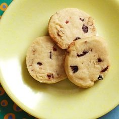 Use whatever dried fruits and nuts you have on hand for delicious roll-and-slice icebox #cookies.