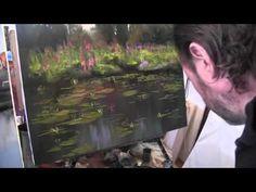 Прудик Игорь Сахаров Уроки живописи 1 - YouTube