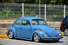 "Somente fuscas ""FAFÁ"" Volkswagen Karmann Ghia, Volkswagon Van, Volkswagen Type 3, Vw Super Beetle, Vw Bus, My Dream Car, Dream Cars, Carros Vw, Karmann Ghia Convertible"