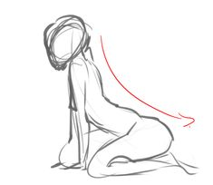 Drawing Body Poses, Body Reference Drawing, Drawing Reference Poses, Anatomy Sketches, Anime Drawings Sketches, Anatomy Art, Body Drawing Tutorial, Drawing Expressions, Art Poses
